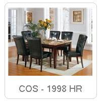 COS - 1998 HR